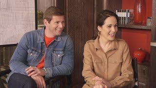 Downton Abbey's Allen Leech and Michelle Dockery on Their Craziest Fan Encounters (Exclusive)