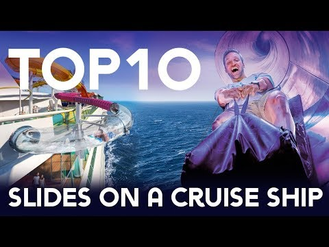The 10 Best Waterslides On Cruise Ships