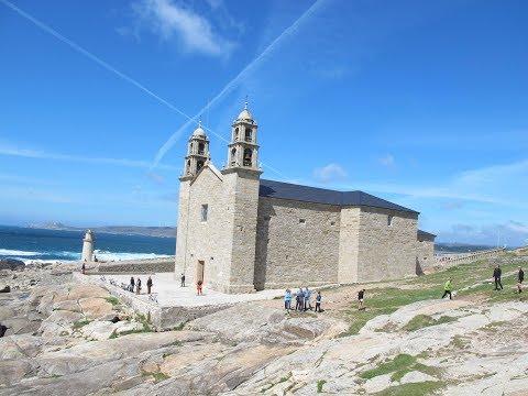 Camino Finisterre Way From Santiago To Muxía   CaminoWays.com