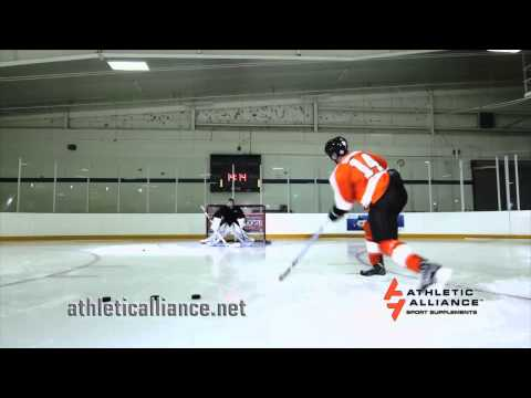 Wrist Shot Hockey Tips from Athletic Alliance Sport Supplements, feat. Alex Burrows