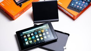 Amazon Fire HD 8 & Show Mode Charging Dock Unboxing & Hands On