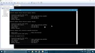 how to connect putty to vmware linux