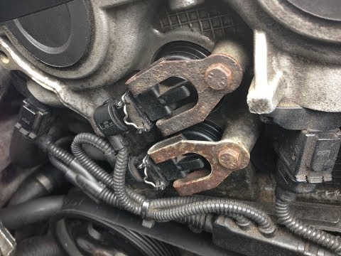 BMW E46 / N42: How to Test the VANOS Solenoids