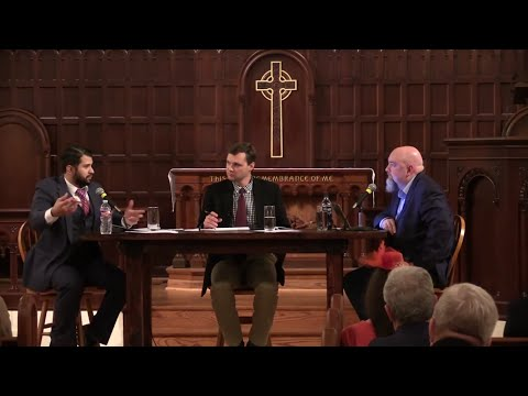 Debate: Does The Soul Exist? Matt Dillahunty and Eric Hernandez
