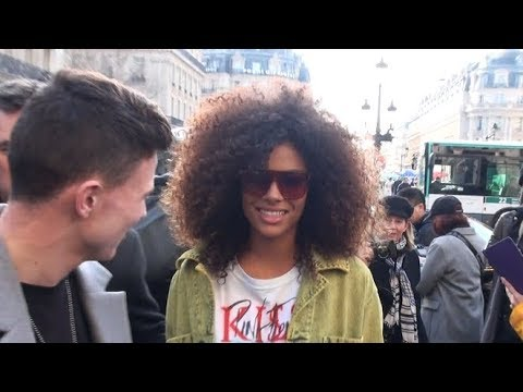 Fashion Week Paris 2019 THE BIG MIX 11