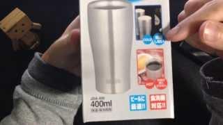 THERMOS 真空断熱タンブラー 400ml ステンレス JDA-400 S→http://www.am...