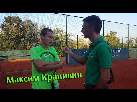 Maxim Krapivin, Rusija, TA Tipsarević