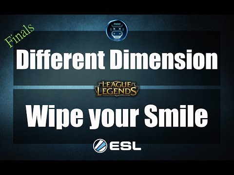 Greece National Finals SEEC - Different Dimension vs Wipe Your Smile