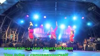 Malaysia Night 2014 - Traditional Malaysian Dance