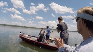 Bass Fishing and The BIGGEST Meetup Ever