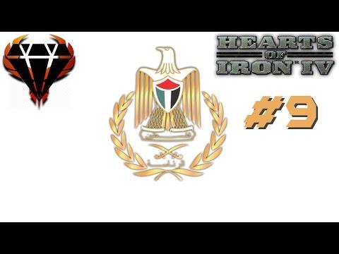 Hearts of Iron 4 - Modern Day Mod 2017 - Hamas Palestine - Sneaky Qatar! #9