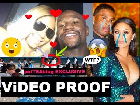 OMG! Ashanti & Floyd Mayweather Got Married Last Night To Get Back At NELLY 👰🏽🤵💏 🤯