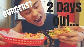 2 Days Out | I CHEATED?? | Tanning Process