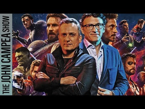 Avengers Infinity War: Best Things We Learned From Directors Commentary - The John Campea Show