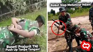 Ada-Ada Aja Kelakuan TNI! Deretan Aksi Konyol dan Lucu Tentara Paling Bikin Ngakak Kocak