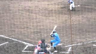 外野手 175センチ75キロ 右・左 1989年6月1日生 この日は、9番ライトで...