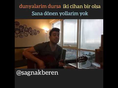 Turaç Berkay feat. Belma Şahin - İki Cihan -cover sağnak beren