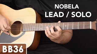 Nobela - Lead / Solo Tutorial