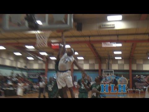 2014 Jamal Williams HighLevelHoops  (Dunk Of The Day)