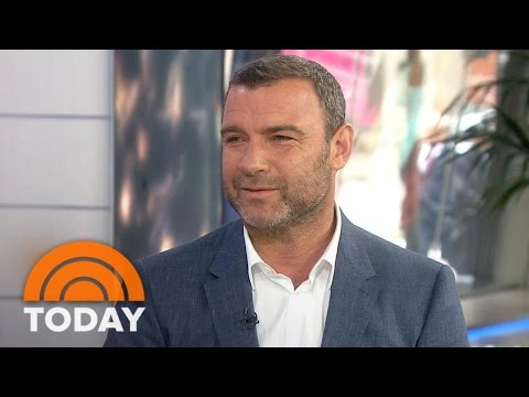 Liev Schreiber Talks About Playing A Real-Life Rocky In New Film 'Chuck' | TODAY