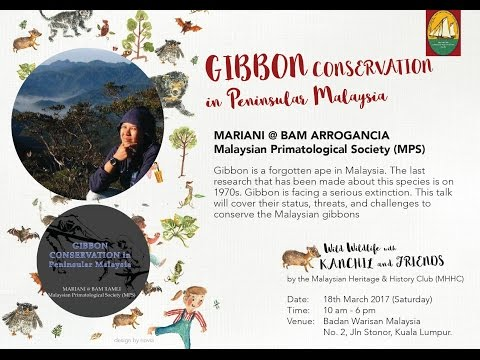 MHHC Wild Wildlife with Kanchil and Friends - Mariani Bam Arrogancia