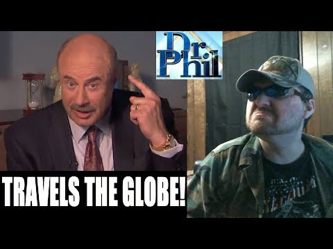 (YTP) Dr. Phil Travels The Globe (Hellion Hero)  REACTION!!! (BBT)