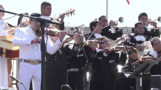Bowie Mariachi Band Preforms at the SunBowl