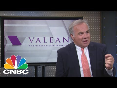 Valeant Pharmaceuticals CEO: Challenging Comeback | Mad Money | CNBC