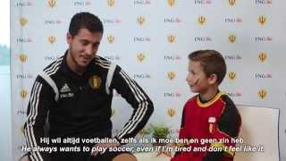 Meet & Greet Eden Hazard