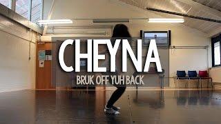 Konshens - Bruk off yuh back | @CHEYNA Choreography