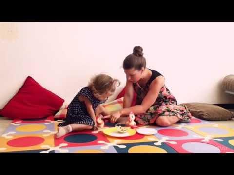 Пальчиковая гимнастика для детей 1 - 3 лет. Развивающие игры дома.