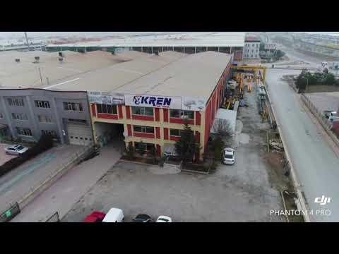 PART-2 / TURKEY - KONYA / KREN CRANE (Kren Vinç) / Büsan Organized İndustry