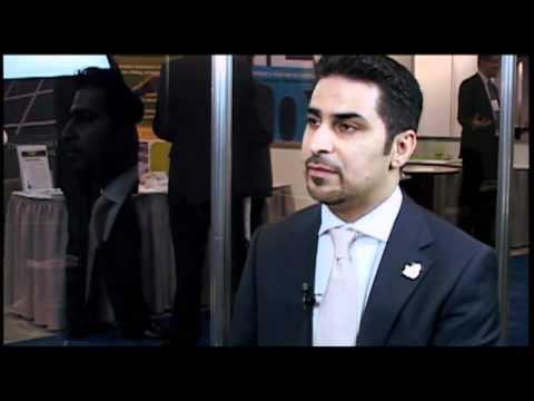 The Oil & Gas Report - Globe 2012 Fahad Al Gergawi Interview