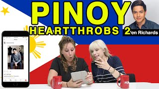 Like, DM, Unfollow: Pinoy Heartthtobs Part 2