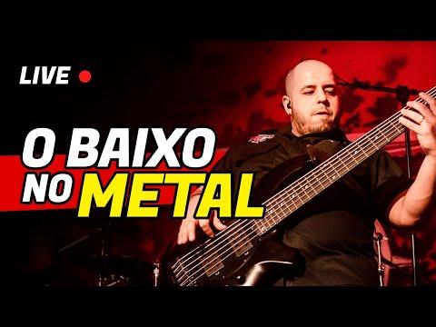 O BAIXO NO METAL - LIVE #13