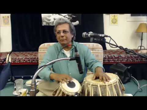 AACM's Advanced Tabla with Pandit Swapan Chaudhuri