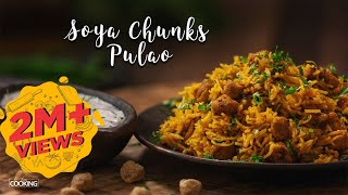 Soya Chunks Pulao  Pulao Recipes