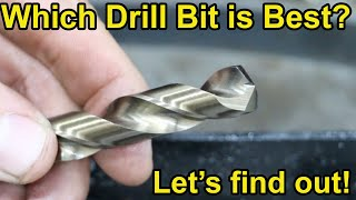 Download Which Drill Bit Brand is Best? Let's find out! Mp3 and Videos