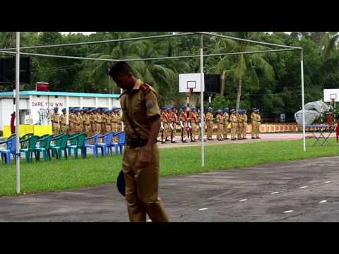 FAREWELL|| 32ND INTAKE OF COMILLA CADET COLLEGE|| BY CHAAR KONA