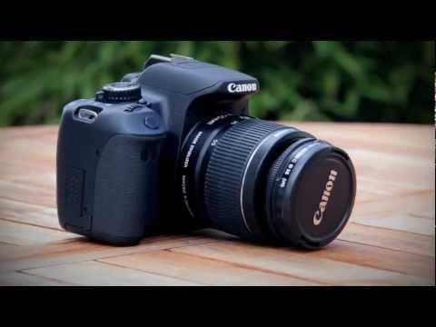 Canon EOS 650D Review - Deutsch