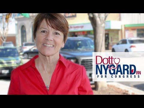 Union Nurse Dotty Nygard Runs For California Seat
