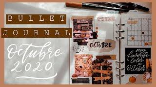 BULLET JOURNAL * Octubre 2020 *