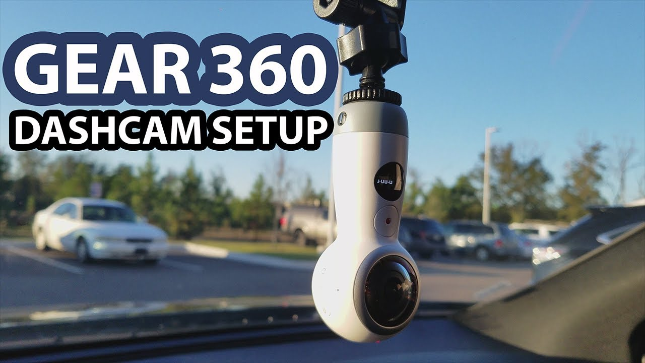 2017 set up used for gear 360 as a dash cam youtube. Black Bedroom Furniture Sets. Home Design Ideas