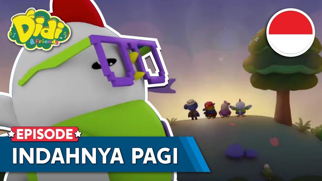 Indahnya Pagi| Lagu Anak-Anak Indonesia | Didi & Friends Indonesia