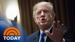President Donald Trump Hot 'Boxed In' By Kim Jong Un's Invitation To Meet | TODAY