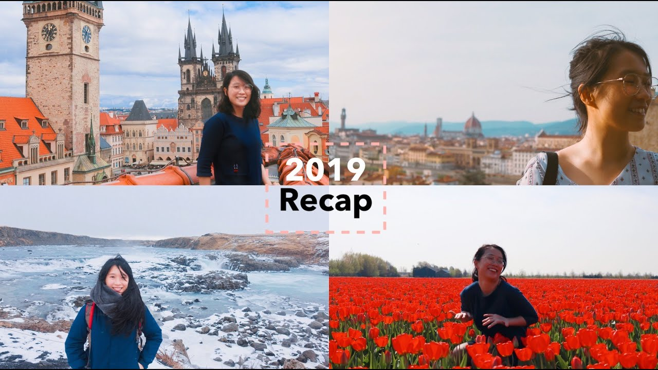 My 2019 Recap : Travel to Iceland, Northern Lights | Small chit chat