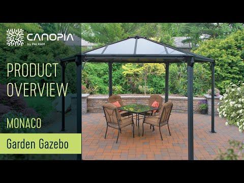 Palram Monaco™ Garden Gazebo