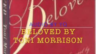 beloved by toni morrison audio by yq