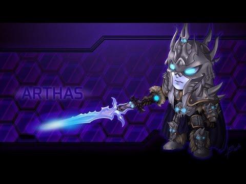 видео: Реплики Троллинга «Артаса» - heroes of the storm