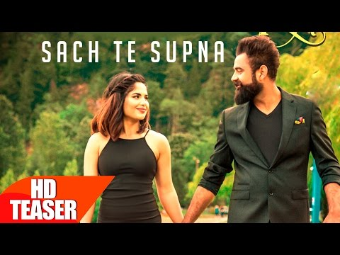 Teaser | Sach Te Supna | Amrit Maan | Releasing on 4th September | Speed Records